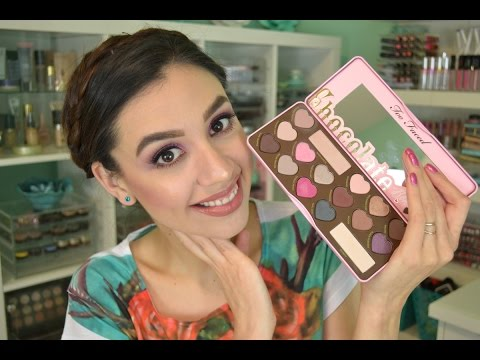 Chocolate Bon Bons Eyeshadow Palette by Too Faced #11