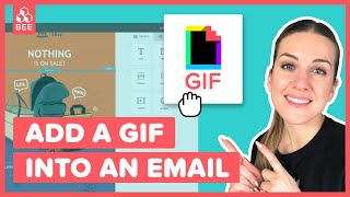 How to add a GIF into an email - 2020