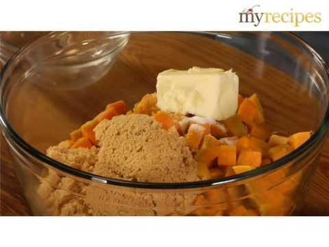 Gluten Free Sweet Potato Casserole