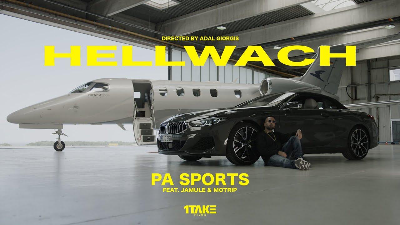 PA Sports feat. Jamule & MoTrip – Hellwach
