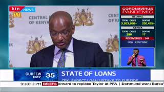 SH.9B in loans have been restructured by banks in move to cushion Kenyans