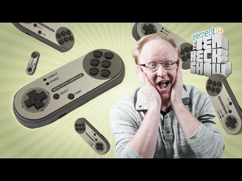 Build A Multi-System Retro Game Controller That Works With Nintendo, Sega And Atari