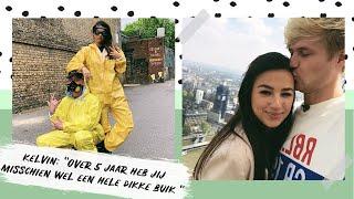 NINA OP REIS met KALVIJN in Londen #3 || NINA WARINK