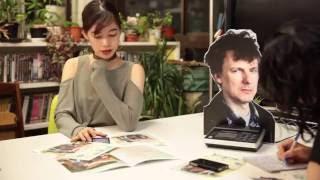 GINZA2016年10月号宮本彩菜がミシェル・ゴンドリーにインタビュー