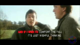 China Crisis - Wishful Thinking (with lyrics)