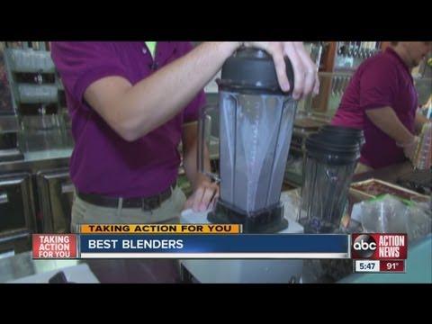 Consumer Reports: Best blender
