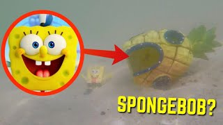 I FOUND SPONGEBOB HOUSE IN REAL LIFE! *CAPTURED UNDER THE SEA*