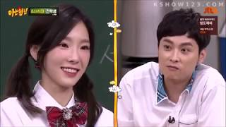SM members on Knowing brother - Part 3