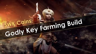 Diablo 3 Season 18 SWK Cains WoL Monk Godly Key Farming Guide