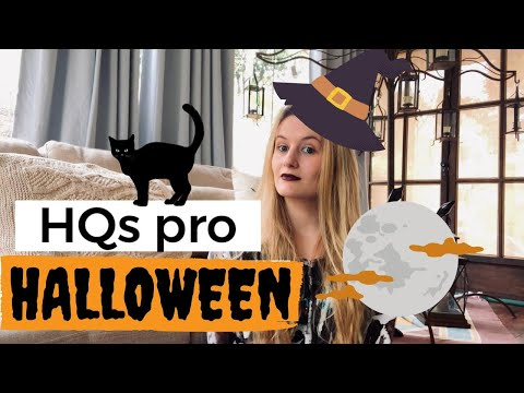 HQS PARA LER NO HALLOWEEN | Laura Brand