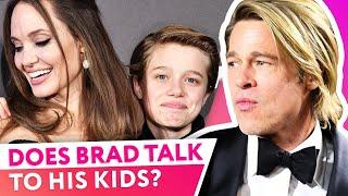 Disturbing Things Everybody Just Ignore About Angelina Jolies Kids |⭐ OSSA