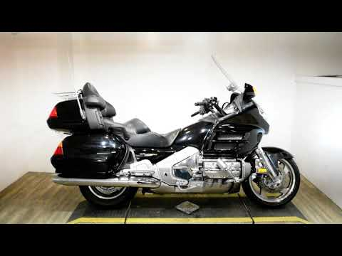 2003 Honda Gold Wing in Wauconda, Illinois - Video 1