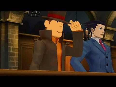Professor Layton Vs. Ace Attorney Gameplay Is An Interesting Mix Of Old And New