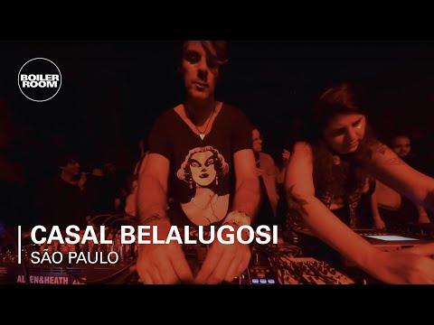 Casal Belalugosi   Boiler Room Brazil x Vampire Haus