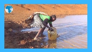 Dirty water risks waterborne diseases in Pokot North Sub-county
