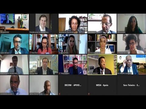 Comissão de Juristas Combate ao Racismo no Brasil - 21/01/21 *