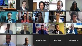 COMISSÃO DE JURISTAS COMBATE AO RACISMO NO BRASIL - Instalação do GT Juristas - 21/01/2021 11:00