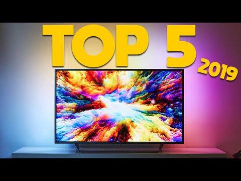 Die besten 55 Zoll Fernseher 2019! ⌨️ TOP 5 4K Flachbildfernseher