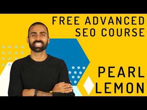 Advance SEO Course | Completely FREE SEO Courses Online ...
