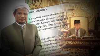 Zamihan apologises to Selangor Sultan, abides by decision