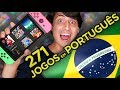 Nintendo Switch Jogos Em Portugu s 271 Games Para O Bra