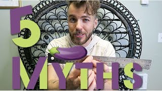 TOP 5 MYTHS OF TESTOSTERONE- GROWTH DOWN THERE?!- MYTH OR TRUTH?