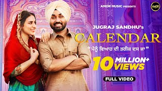 CALENDAR Song Lyrics in English – JUGRAJ SANDHU