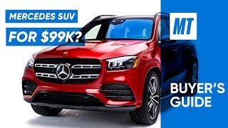 [MotorTrend] Best Mercedes SUV? 2021 Mercedes-Benz GLS580 REVIEW