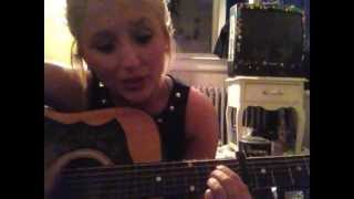 You're All I See cover The Word Alive acoustic