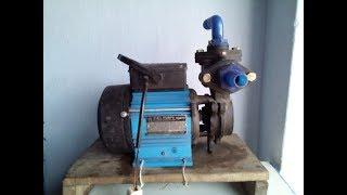 अगर Domestic water pump जाम हो जाए तो