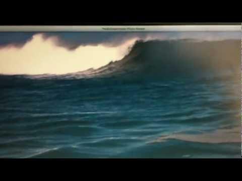 a crappy wave