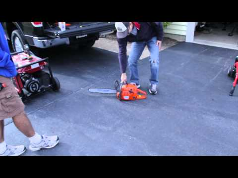 Husqvarna 455 (55cc) Rancher Chainsaw – Review
