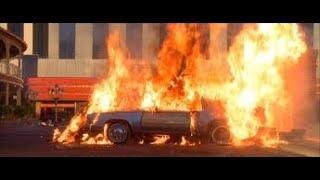 Filming Location: CASINO- Sam's Car Explodes - Las Vegas