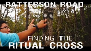 UrbanExplorers Episode 2: Patterson Road Forest - Finding the Ritual Cross [Part II]