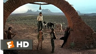 Once Upon A Time In The West (78) Movie CLIP   Harmonica's Flashback (1968) HD