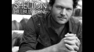 Delilah - Blake Shelton