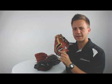 Review: Wilson A500 Baseball Glove Series
