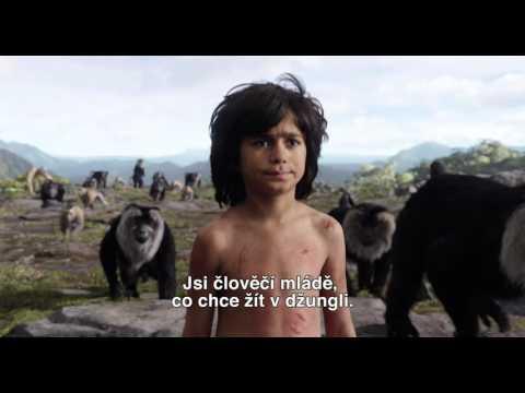 Kniha džunglí - HD trailer J - české titulky