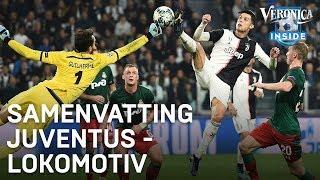 Samenvatting | Juventus - Lokomotiv Moskou | 22/10/2019 | CHAMPIONS LEAGUE