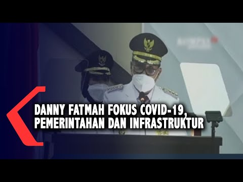 Danny Fatmah Fokus Covid-19, Pemerintahan Dan Infrastruktur