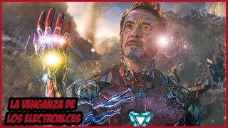 El Mayor Secreto Revelado de la Última Armadura de Tony Stark: El Mark 85 de IRON MAN