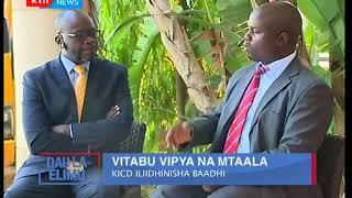 DAU LA ELIMU; Wachapishaji wajitetea kwa makosa ya vitabu yaliyojitokeza