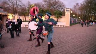 Winter Efteling 2012 - Evacuate the Dancefloor
