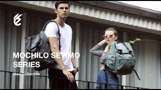 Tas Ransel-Tas Esgotado-Mochilo Setimo Maroon-Tas Ransel Dengan USB