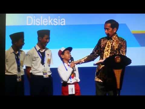 Video Jangan dibully!! anak Disleksia Salah Sebut Nama Ikan Tongkol