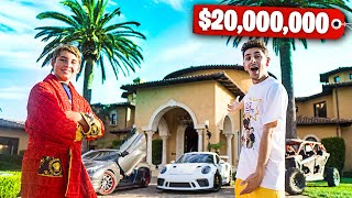 Meet the RICHEST Kid in America... (13 YEARS OLD)