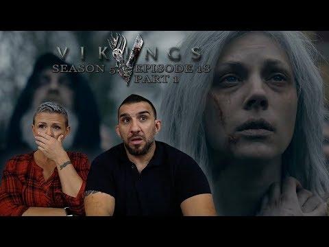 Vikings Season 5 Episode 18 'Baldur' REACTION!! Part 1