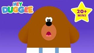 Halloween Trick or Treat - 20+ Minutes - Hey Duggee - Duggee's Best Bits