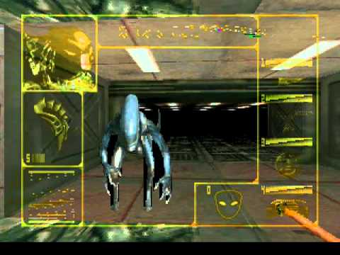 Atari Jaguar Longplay [02] Aliens Vs Predator (Part 1 of 2)