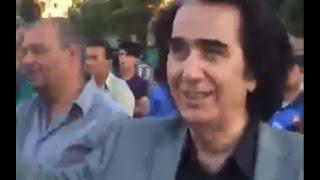 تحميل اغاني فنان الشعب جعفر حسن والناشط جاسم الحلفي في ساحة التحرير MP3